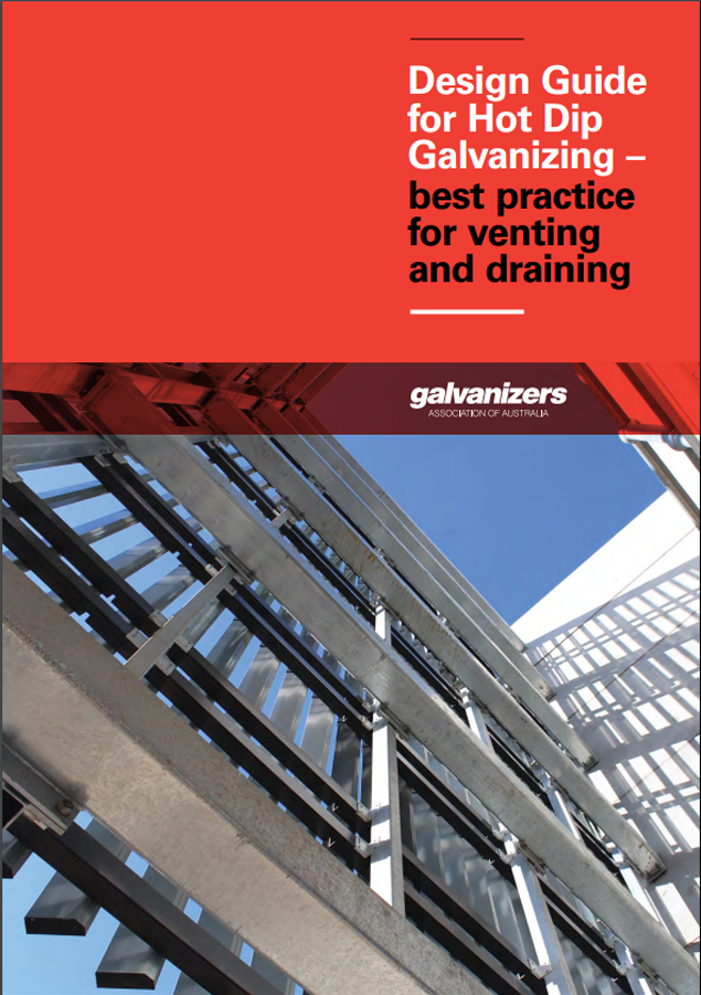 design guide for hot dip galvanizing